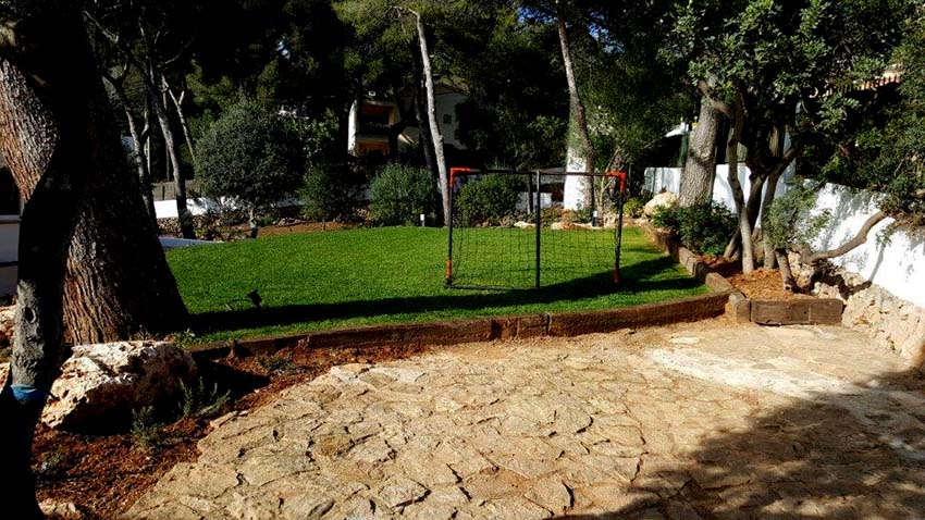 Jardin Practicable Portals nous 3