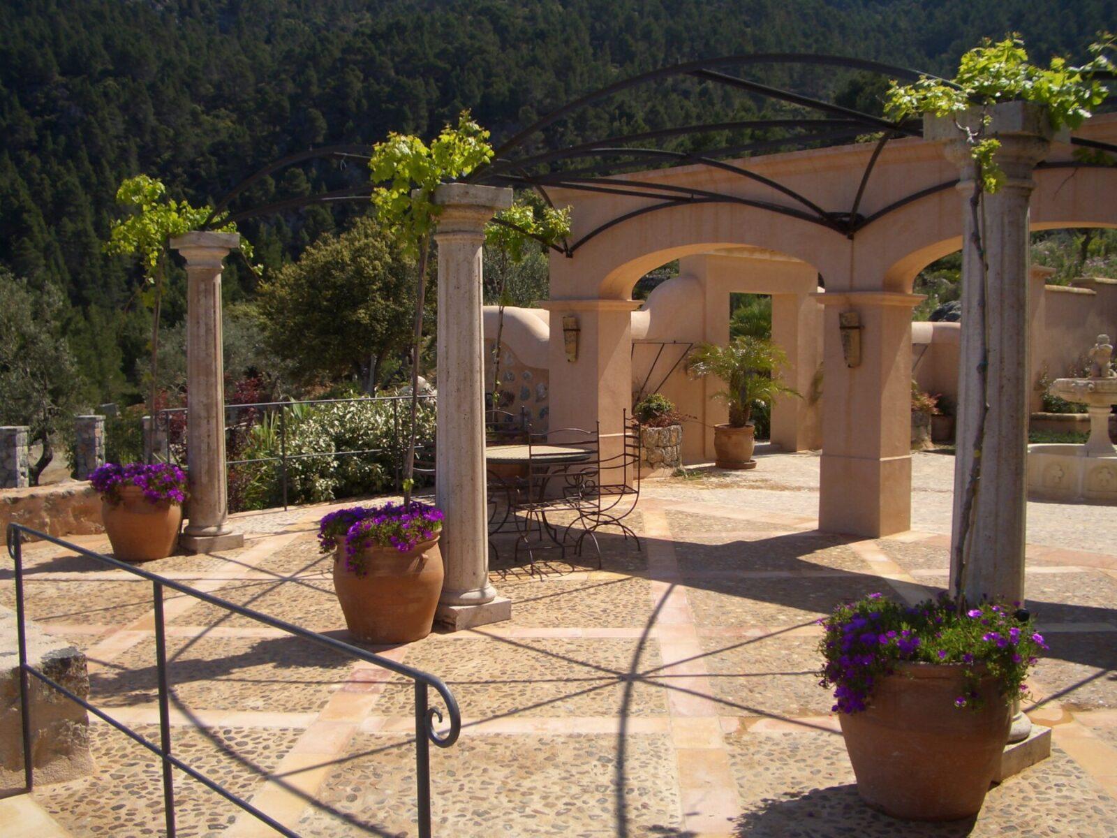Sa Quinta. Obra nueva y evolución de jardín. 23.04.09 005