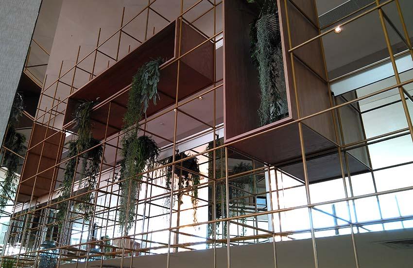 ajardinamiento interior hotel 3